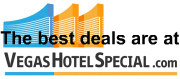 Las Vegas Hotel Discounts, Deals and Specials – Cheap Room Rates
