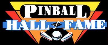 Pinball Hall of Fame logo