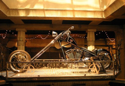 Criss Angel's Motorcycles at Luxor and Excalibur