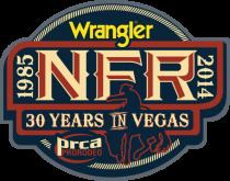 Wrangler NFR 1985 - 2014 - 30 Years in Vegas
