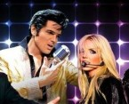 Elvis Presley and Britney Spears in Legends in Concert at Flamingo Las Vegas