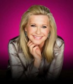 Olivia Newton-John at Flamingo Las Vegas