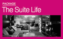 Package - The Suite Live at Palms Place Las Vegas