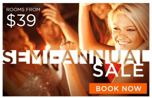 Rooms from $39. Semi-Annual Sale with Bally's Las Vegas. Book Now
