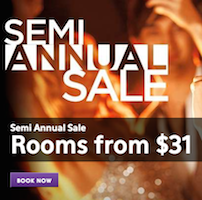 Semi-Annual Sale - Harrah's Las Vegas room rates from $31 - Book Now