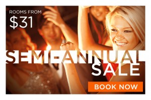 Rooms from $31. Semi-Annual Sale with Rio Las Vegas - Book Now