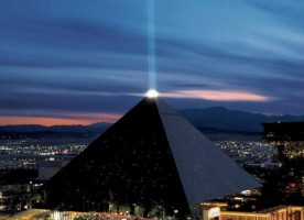 The Pyramid of Luxor Las Vegas