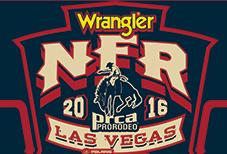 Wrangler NFR 2016 Las Vegas