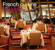 Alize French restaurant in Palms Las Vegas