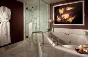 A Tower Spa Suite with MGM Grand Las Vegas