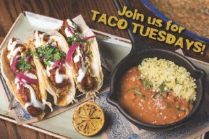 Join us for Taco Tuesdays! at Guy Fieri's El Burro Borracho in Rio Las Vegas