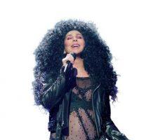 Cher performing at Monte Carlo Las Vegas
