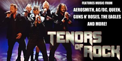 Tenors of Rock performing at Harrah's Las Vegas