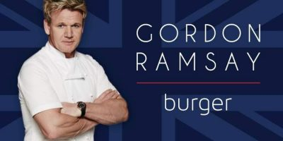 Gordon Ramsay Burger at Planet Hollywood Las Vegas