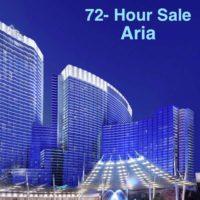 72-Hour Sale with Aria Las Vegas