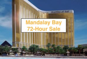 Mandalay Bay Las Vegas / 72-Hour Sale