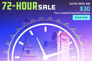 72-Hour Sale with Rio Las Vegas