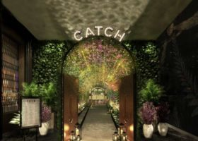 CATCH restaurant opening Fall 2018 in Aria Las Vegas