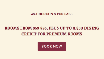 48-Hour Sun & Fun Sale with Paris Las Vegas