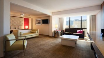 A Flamingo Las Vegas GO Mini Suite