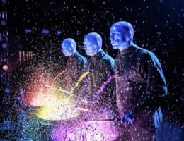 Blue Man Group at Luxor Las Vegas