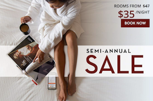 Flamingo Las Vegas Semi-Annual Sale with rates from $35