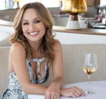 Giada De Laurentiis at her GIADA Italian restaurant in The Cromwell Las Vegas