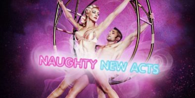 Naughty New Acts with Cirque du Soleil's Zumanity at New York-New York Las Vegas