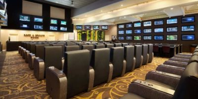 The Race and Sports Book at Flamingo Las Vegas