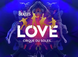 The Beatles LOVE by Cirque du Soleil at Mirage Las Vegas
