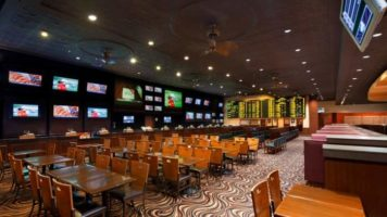 The Sports Book at Rio Las Vegas