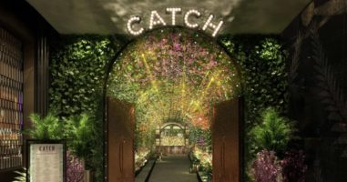 CATCH Restaurant in Aria Las Vegas