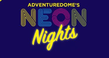 Adventuredome's Neon Nights at Circus Circus Las Vegas