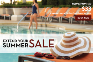 Extend Your Summer Sale with The Linq Las Vegas