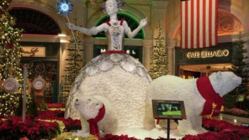 The Majestic Holiday Magic at Bellagio Las Vegas