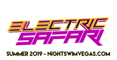 Electric Safari Friday Swim Night at Flamingo Las Vegas