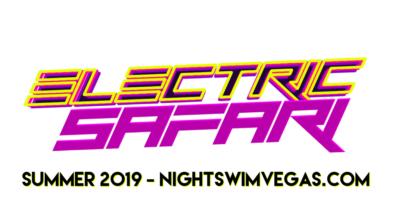 Electric Safari Friday Swim Night at Flamingo Las Vegas