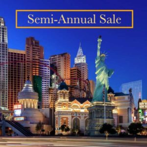 Semi-Annual Sale with New York-New York Las Vegas