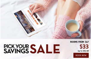 Pick your Savings Sale from $33 - Book Now with The Linq Las Vegas