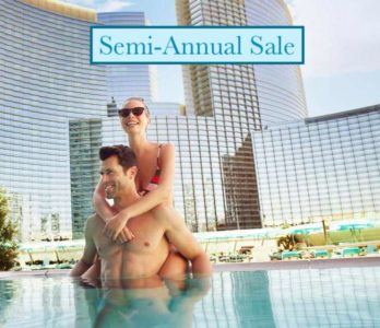 Semi-Annual Sale with Vdara Las Vegas