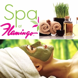 Spa treatment photos from The Spa at Flamingo Las Vegas