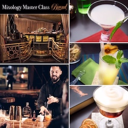 Mixology Master Class at Bound in The Cromwell Las Vegas