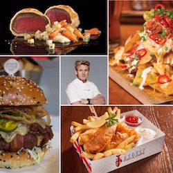 Gordon Ramsay and his Las Vegas Restaurants