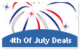 4th of July / Independence Day Specials at Las Vegas Hotels