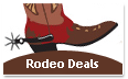 Wrangler National Finals Rodeo at Las Vegas Hotels