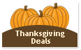 Thanksgiving Specials at Las Vegas Hotels