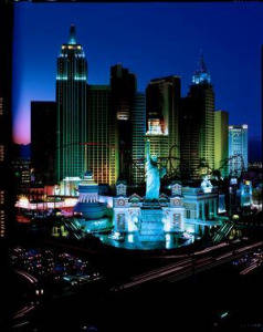 New York-New York Las Vegas Hotel and Casino