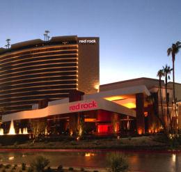 red rock casino internet fee
