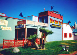 Wild Wild West Gambling Hall and Hotel