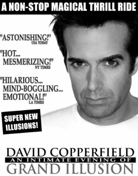 Reserve Your Tickets To See David Copperfield Live. Get Tickets Now!Best Prices, Best Seating · Book Online Or By Phone · Easy Online Reservations1 S Main St, Las Vegas · Directions.